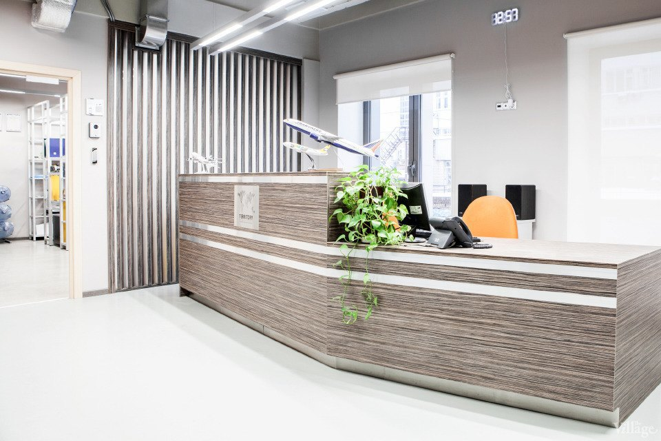 Офис недели (Москва): Territory - Travel & Business Services . Изображение № 4.