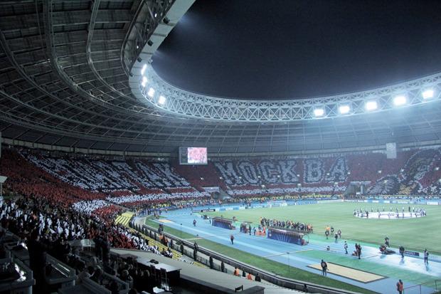Мнение: Нужно ли сносить большую спортивную арену «Лужники». Изображение № 2.