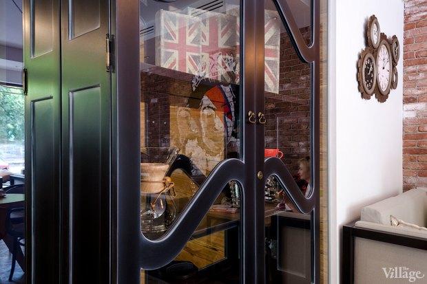 Новое место (Киев): Кофейня London. Зображення № 17.