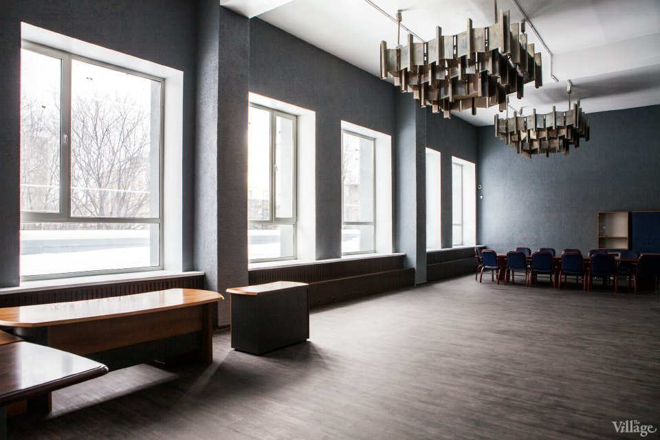 Избранное: 9 офисов виндустриальном стиле . Изображение №9.