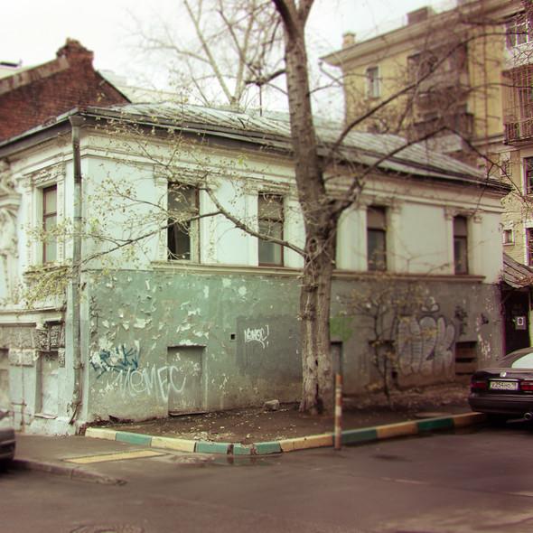 В зоне риска: Дом с кариатидами в Печатниковом переулке. Изображение № 9.