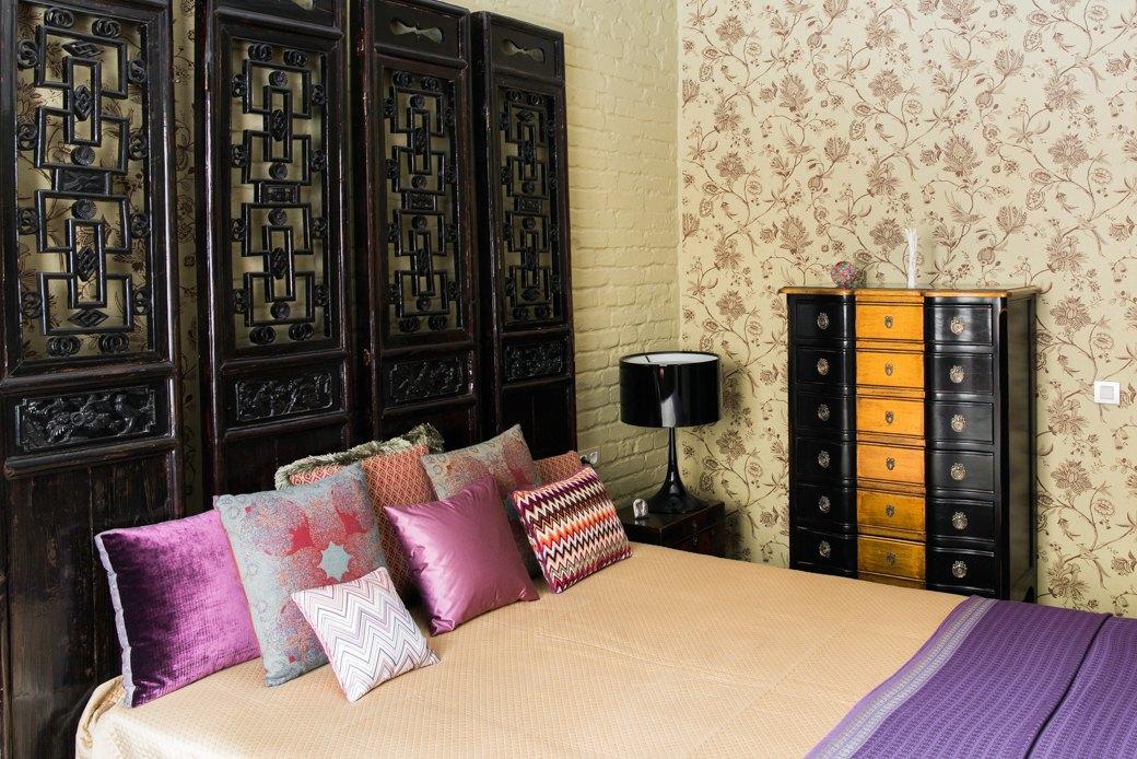 Квартира в Хамовниках с лепниной и ковром ручной работы . Изображение № 7.