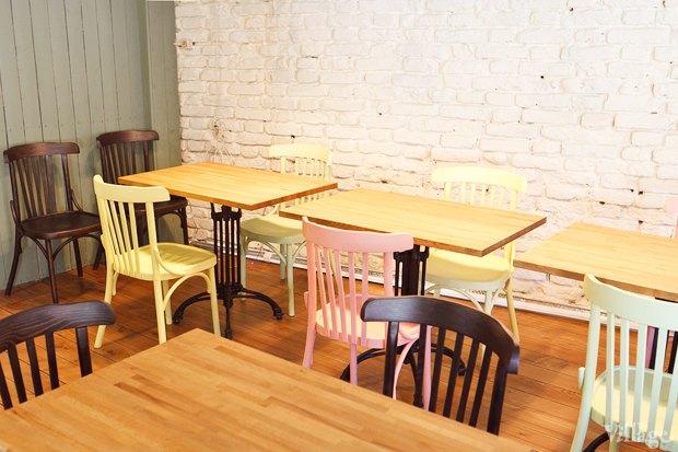 Новое место: Второе вегетарианское кафе «Рада и К». Изображение № 7.