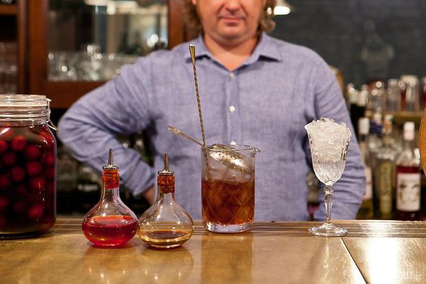 Бухучёт: Выдержанные коктейли. Изображение № 24.