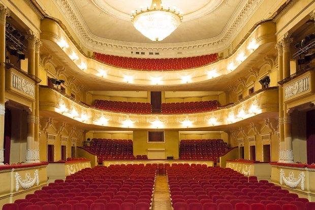 Театр «Современник» переедет. Изображение № 4.