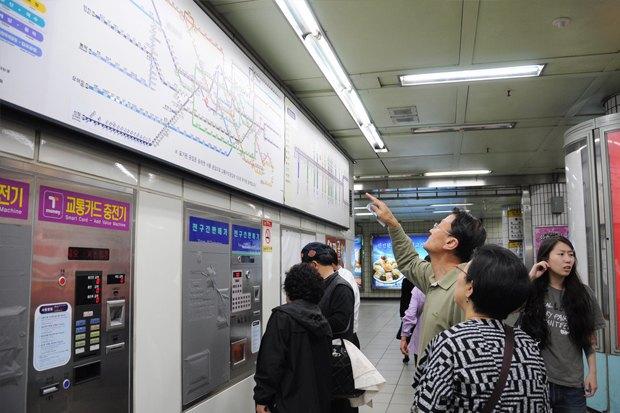 Как метро Нью-Йорка, Мельбурна, Сеула стало безопасным видом транспорта . Изображение № 24.