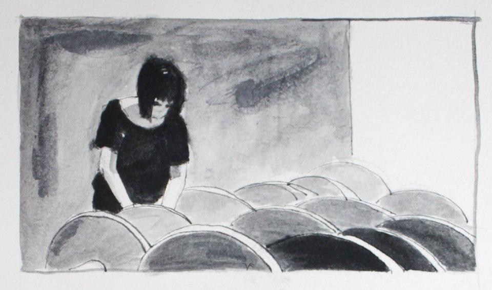 Монтаж IVМосковской международной биеннале молодого искусства. Изображение № 8.