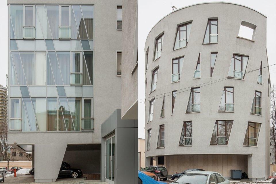 Нелужковский стиль: 5 удачных современных зданий вцентре Москвы. Изображение № 8.