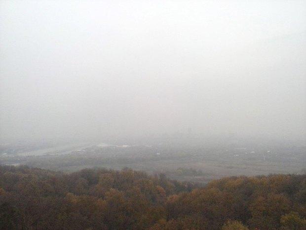 Смог над Москвой. Изображение № 1.