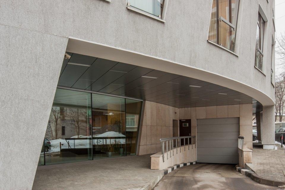 Нелужковский стиль: 5 удачных современных зданий вцентре Москвы. Изображение № 7.