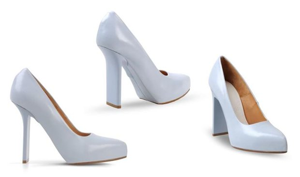 Туфли Maison Martin Margiela за 22400 рублей со скидкой 30 %. Изображение № 5.