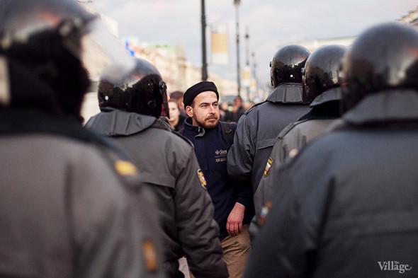 Copwatch (Петербург): Действия полиции на митинге «Стратегии-31». Изображение № 9.