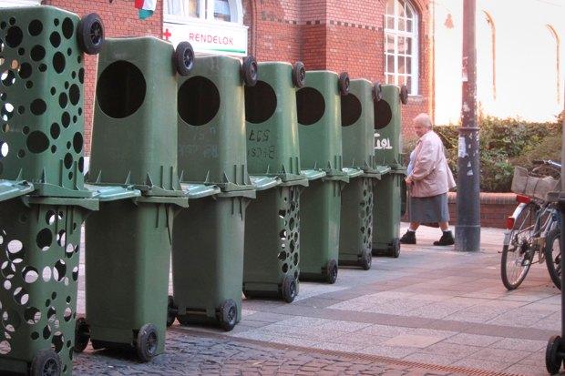 Прямая речь: Голландский архитектор — огородских объектах из мусора. Изображение № 14.
