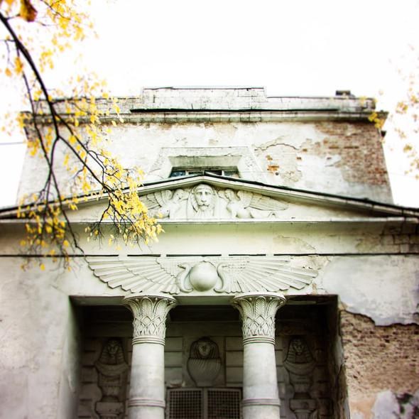 В зоне риска: Египетский павильон и Померанцева оранжерея в Кузьминках. Изображение № 7.