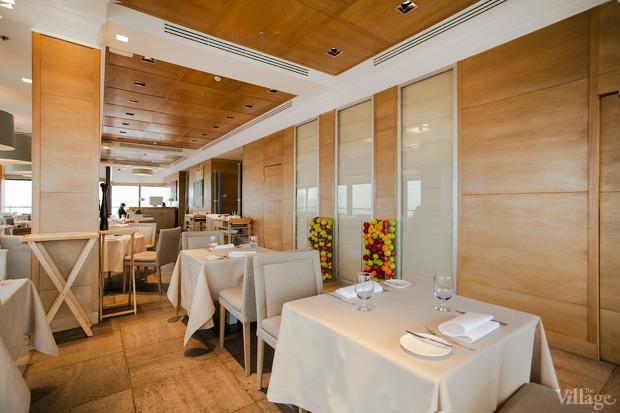 Новое место (Киев): Панорамный ресторан Matisse. Изображение № 13.