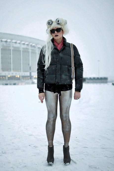 Люди в городе: Посетители концерта Lady Gaga в Москве и Петербурге. Изображение №35.