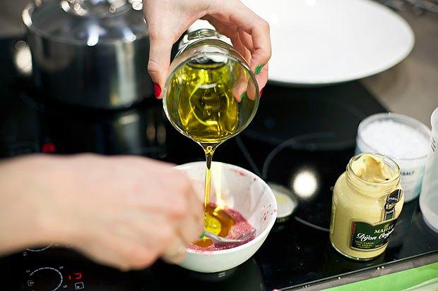 Шеф дома: Ростбиф-салат и тыквенная каша Мириам Сехон. Изображение № 41.