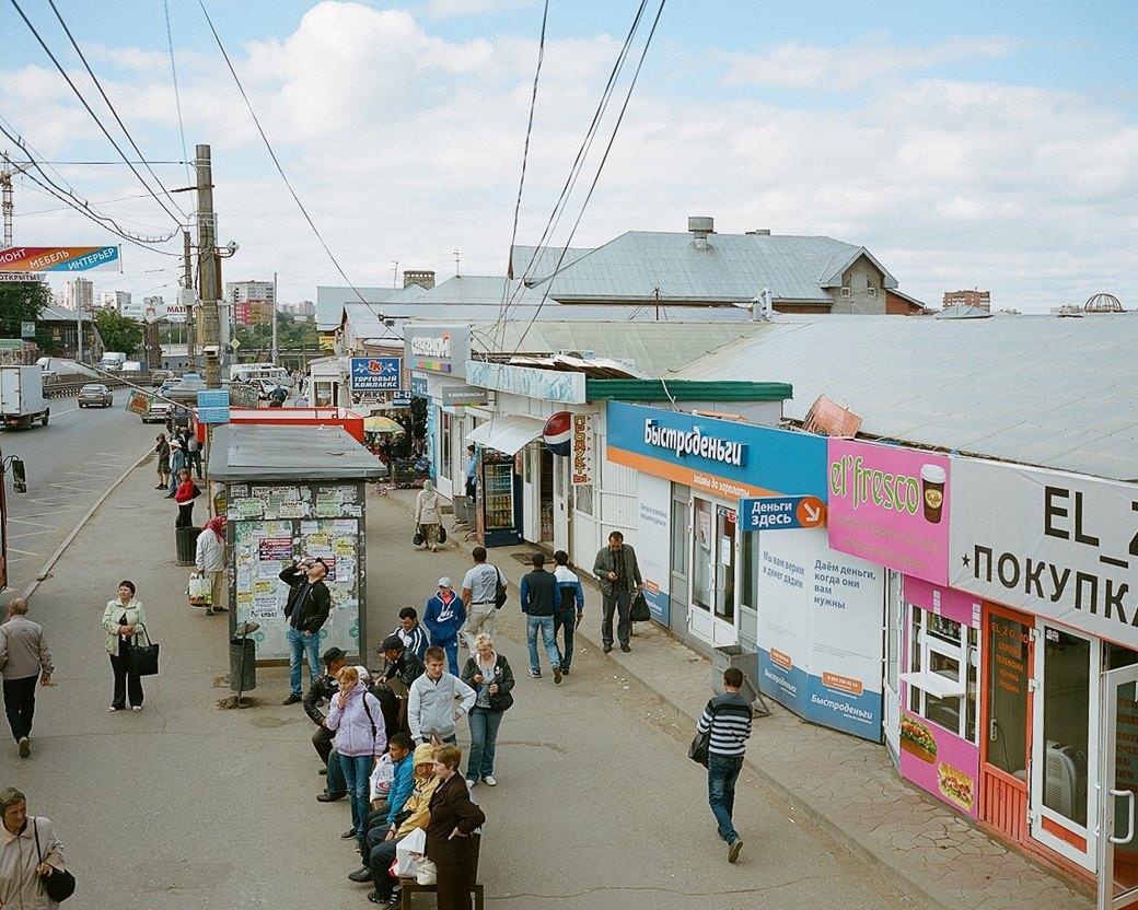 Фотограф Максим Шер — отом, изчего состоит постсоветский город. Изображение № 23.