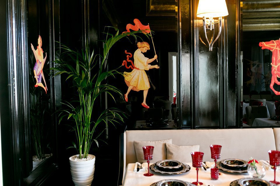 Ресторан «Dr.Живаго». Изображение № 25.