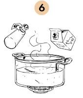 Рецепты шефов: Суп-пюре из тыквы с бальзамическим кремом. Изображение № 10.