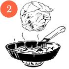 Рецепты шефов: Вареники скапустой. Изображение № 4.