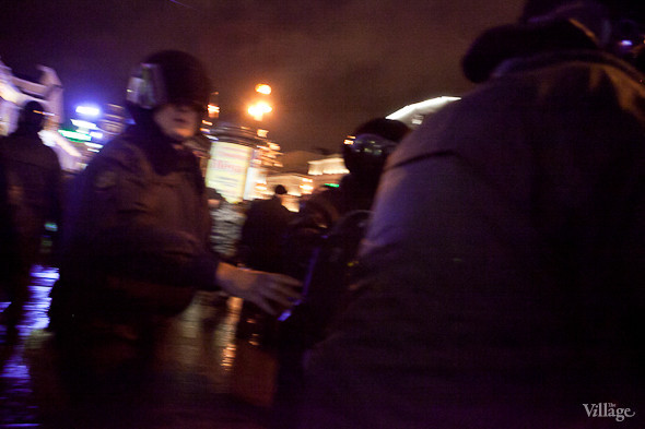 Хроника выборов: Нарушения, цифры и два стихийных митинга в Петербурге. Изображение № 23.