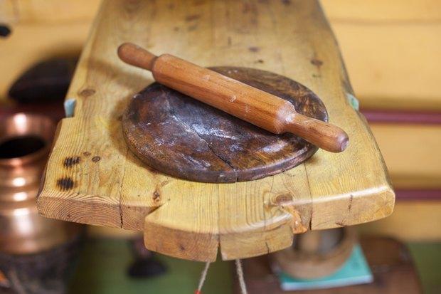 Индийские скалка идеревянная доска повара Обаиз «Москва-Дели». Изображение № 2.