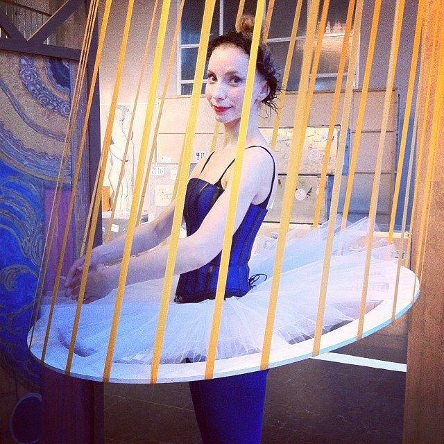 «Ночь вмузее» вМоскве вснимках Instagram. Изображение № 10.