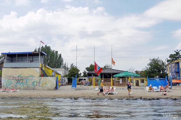 На воде: Виндсёрфинг, вейкбординг и дайвинг в Одессе. Зображення № 17.