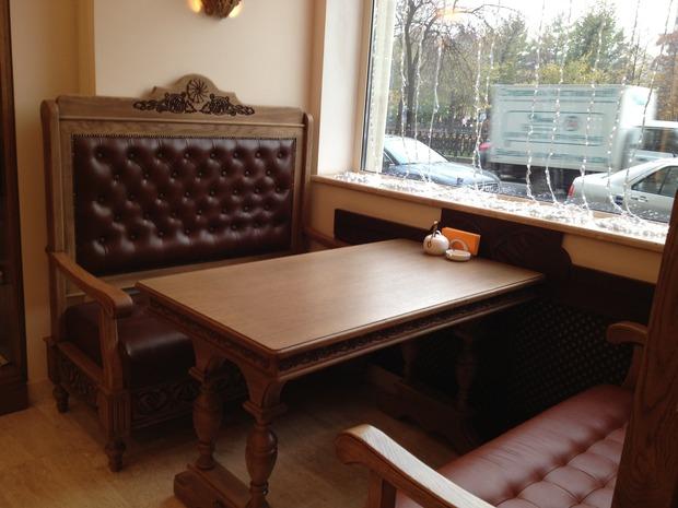 В магазине «Армения» открылось кафе. Изображение № 2.