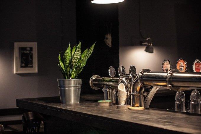 На«Комендантском проспекте» открылся пивной бар BrewMasters. Изображение № 1.