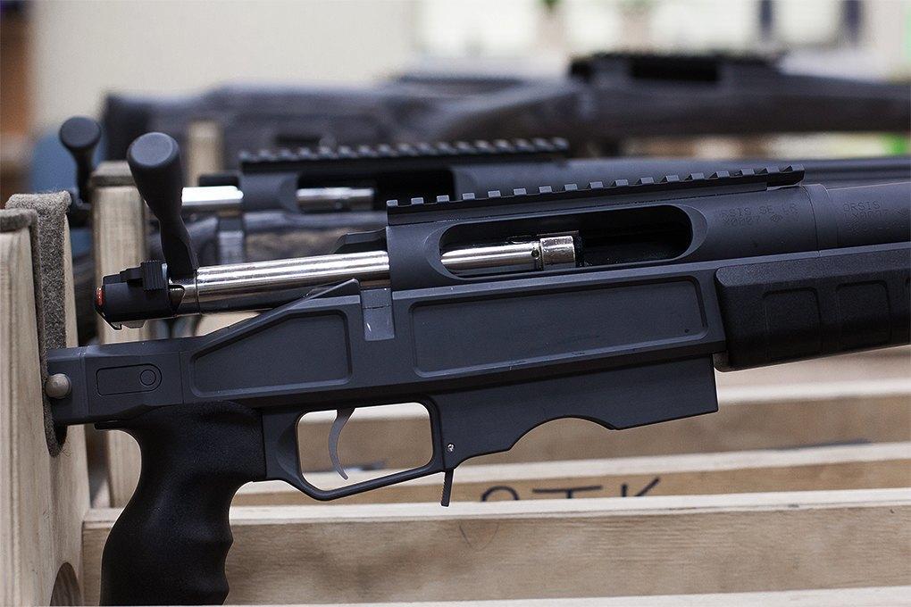 Производственный процесс: Как делают винтовки. Изображение № 34.