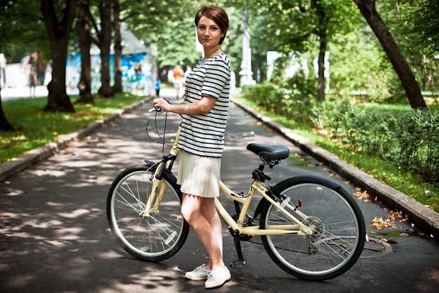 Люди в городе: Участницы парада «Леди на велосипеде». Изображение №42.
