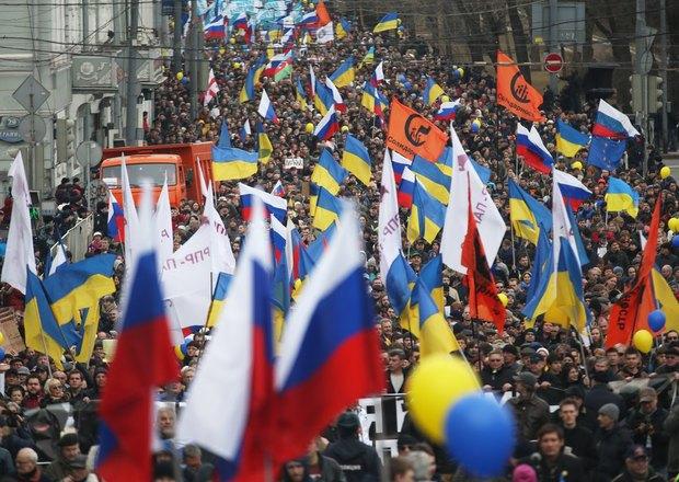 Новый главред «Ленты.ру», блокировка оппозиционных сайтов и митинги накануне крымского референдума. Изображение № 5.