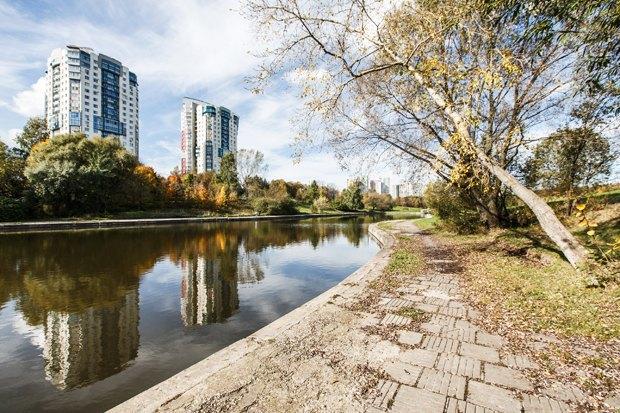 Чего хочет Москва: Четыре районных парка. Изображение № 29.