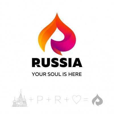 Ростуризм показал три варианта туристического бренда России. Изображение № 2.