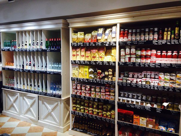 На Марата открылся магазин фермерских продуктов «Гирлянда» . Изображение № 1.