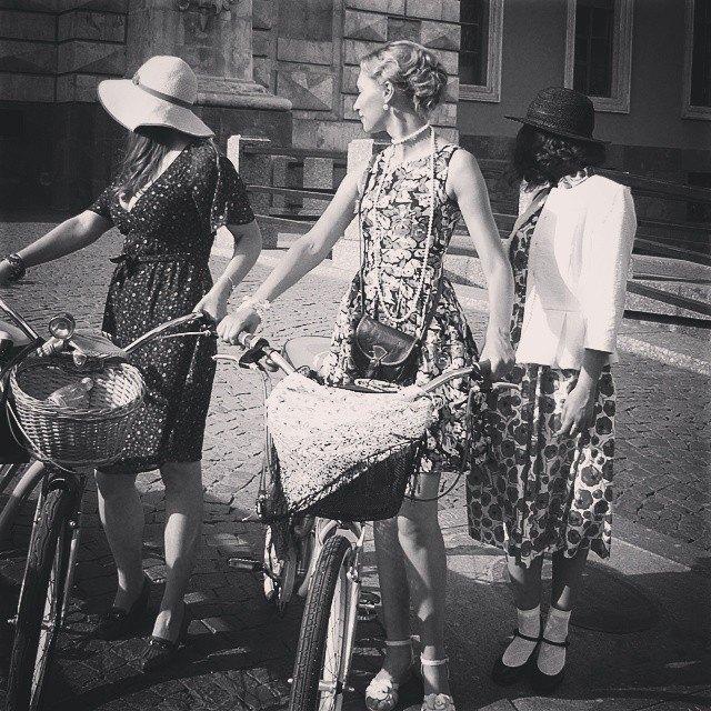 Твидовый велопробег вснимках Instagram . Изображение № 4.