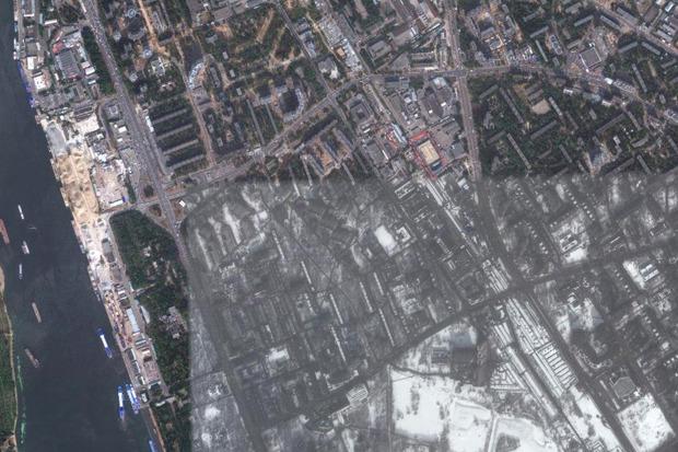 Цитата дня: Google про обновлённую карту Москвы. Изображение № 2.