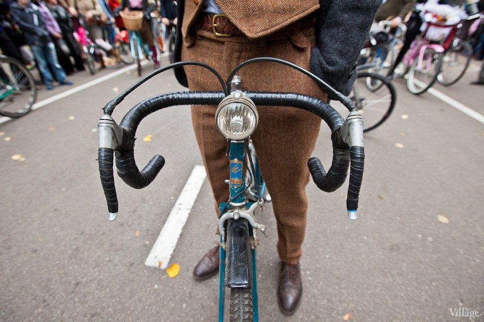 С твидом на город: Участники велопробега Tweed Ride о ретро-вещах. Изображение № 32.