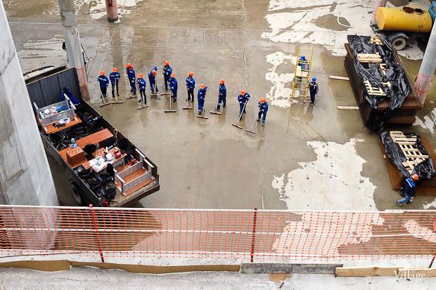 Фоторепортаж: Каким будет новый терминал Пулкова. Изображение № 37.