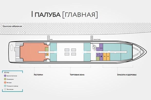 Арт-корабль «Валерий Брюсов» начнёт работу 13июля. Изображение № 3.