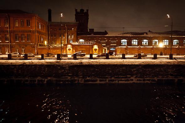 Группа «Фабрика»: Гид по арт–пространствам Обводного канала. Изображение № 22.