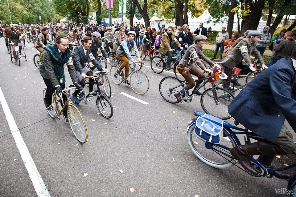 С твидом на город: Участники велопробега Tweed Ride о ретро-вещах. Изображение № 41.