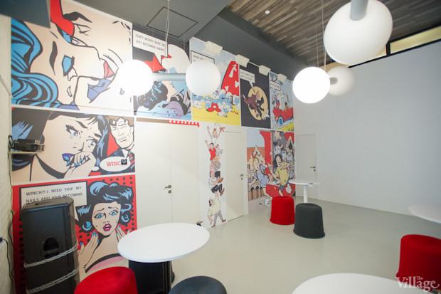 Новое место (Киев): Ресторан Belgianartzone. Изображение №1.