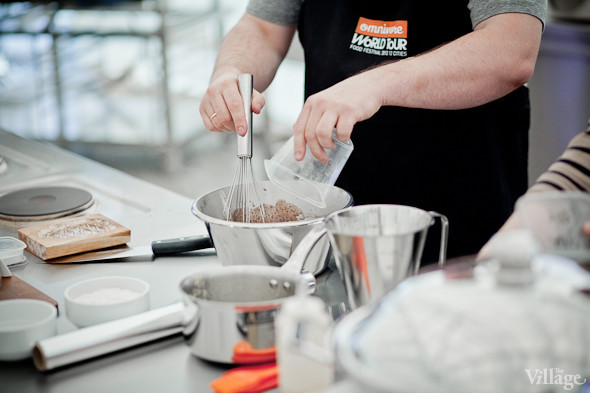 Omnivore Food Festival: Иван Шишкин готовит пеммикан и черемуховые полбяные пряники. Изображение № 14.