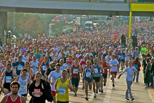Иностранный опыт: 5 городских марафонов. Изображение № 58.