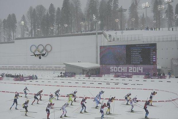 Куда люди смотрят: Что внутри Олимпийских стадионов. Изображение № 35.