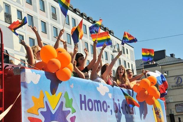Иностранный опыт: Как геи работают в шведской полиции. Изображение № 7.