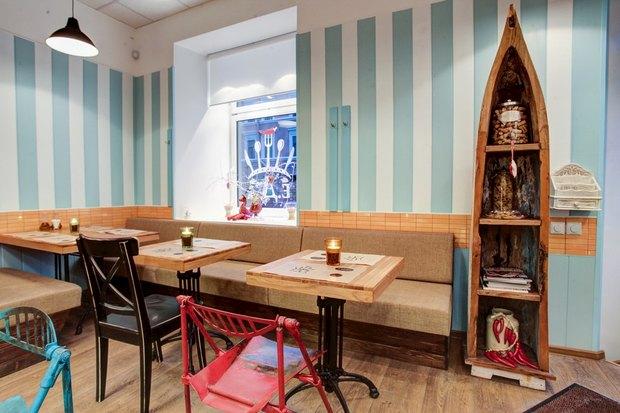 Напротив финского консульства открылось кафе «Е.Д.Аикофе». Изображение № 5.